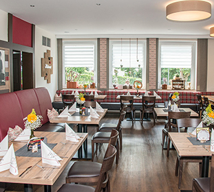 Gastraum Restaurant Miesberg