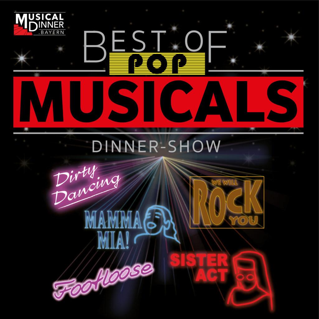 Musicals Dinner Show